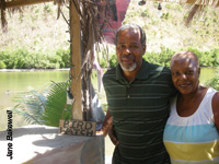 Vernon and Marie Blyden