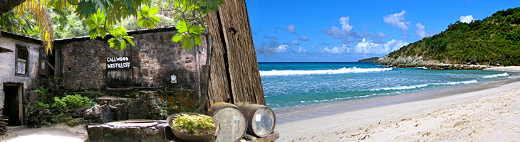 Local Spirits: The BVI's rums
