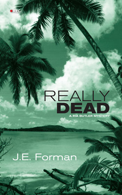 Really Dead by Janet Foreman