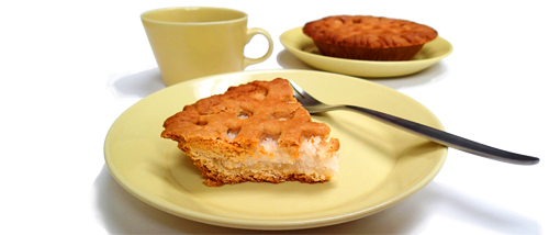 Coconut Tart a Caribbean Treat recipe