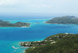A view over North Sound from Virgin Gorda's Ridge