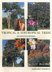Tropical & Subtropical Trees book cover