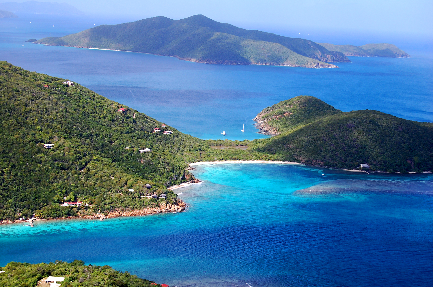 articles | Soaring like a Bird: Flying with Antilles ...