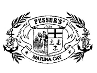 Aireal view of Pussers Marnia Cay