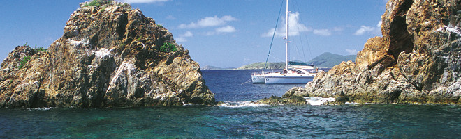 Norman Island, British Virgin Islands