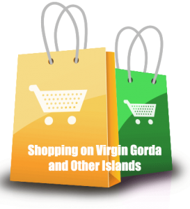 Shopping on Virgin Gorda and Other Islands